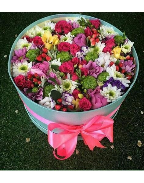 Заказ цветов с доставкой в алматы