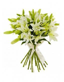 Bouquet of 25 lilies | Flowers for Birthday flowers