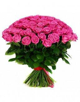 Bouquet 101 pink holland roses | 101 roses expensive flowers