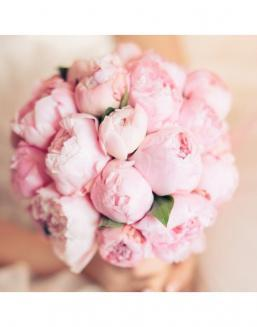 Bouquet of 25 peonies | Flowers for Birthday flowers