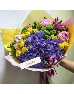 Sunny Bouquet | Delivery and order flowers in Almaty