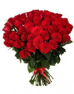 33 long red roses deluxe | Flowers for Birthday flowers