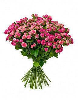 Pink Happiness | Delivery and order flowers in Almaty